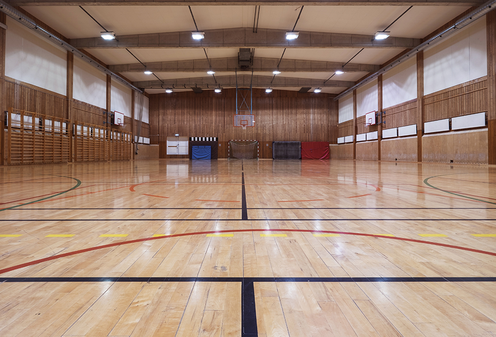 Reznor Sports Hall Solutions