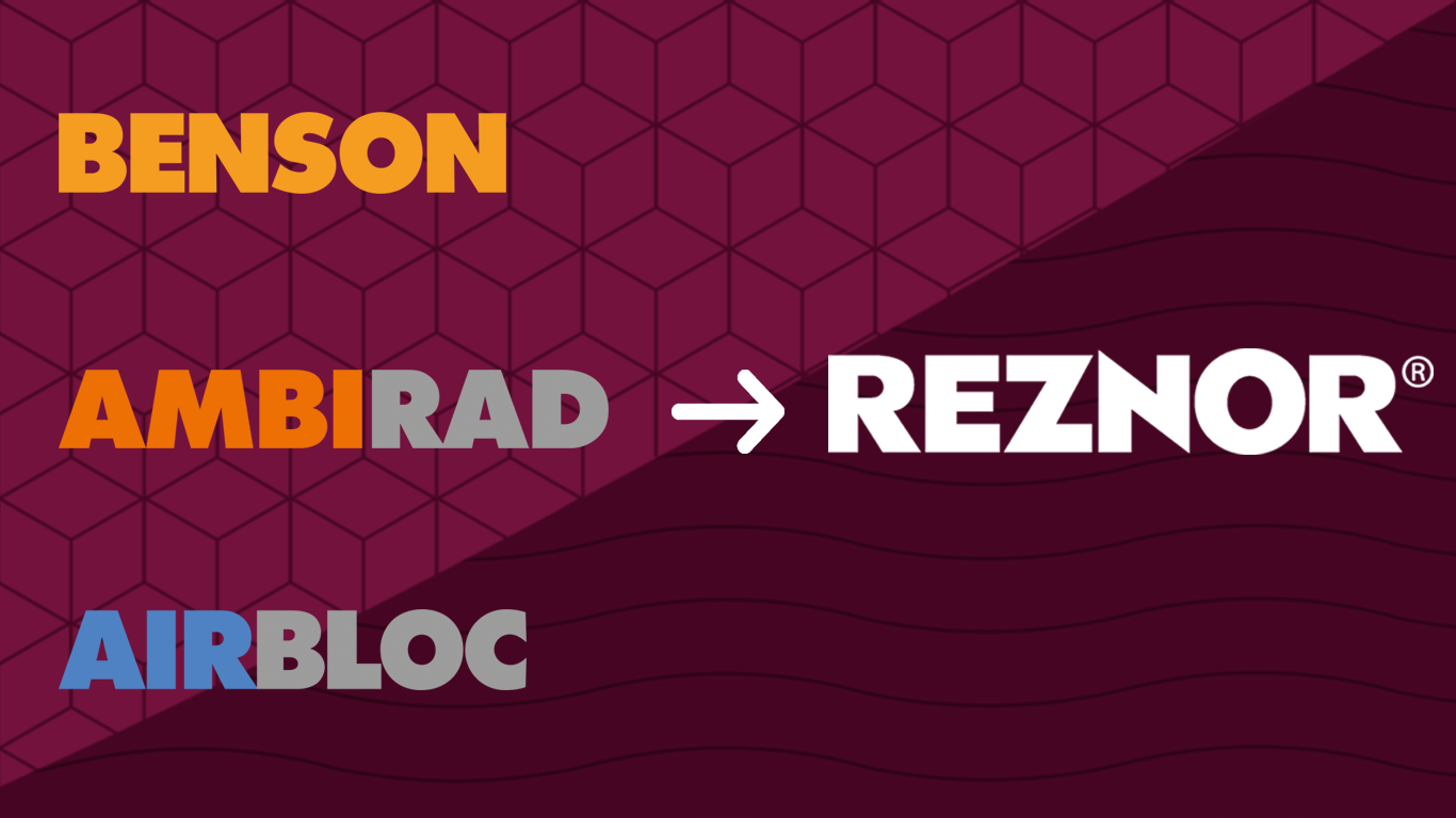 Reznor Brand Transition