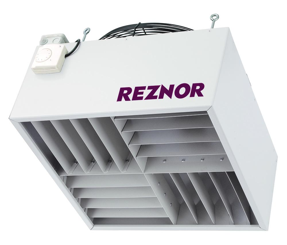 Destratification Fan Reznor Hvac